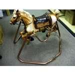 Photos of Vintage Rocking Horse With Springs