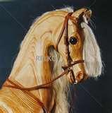 Wooden Rocking Horse Australia Photos