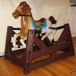 Images of Hedstrom Rocking Horse