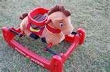 Bouncy Rocking Horse Photos
