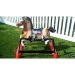 Bouncy Rocking Horse