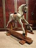 Pictures of Ayres Rocking Horse