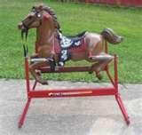 Pictures of Hedstrom Rocking Horse