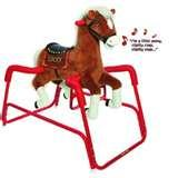 Spring Rocking Horse Toy Photos