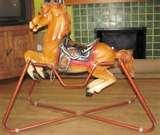 Pictures of Bouncy Rocking Horse