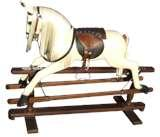 Pictures of Second Hand Rocking Horses