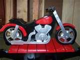 Photos of Motorcycle Rocking Horse Plans