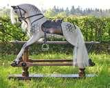 Images of Fibreglass Rocking Horse