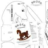 Motorcycle Rocking Horse Plans Images