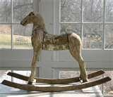 Old Rocking Horse For Sale Pictures