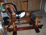 Triang Rocking Horse Images