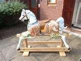 Images of Second Hand Rocking Horse