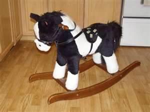 Chrisha Rocking Horse Photos