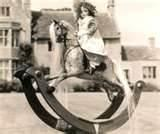 Hand Made Rocking Horse Pictures