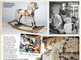 Photos of Stevenson Brothers Rocking Horses