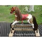 Images of Hand Made Rocking Horses