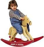 Red Flyer Rocking Horse Photos