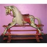 Hand Made Rocking Horses Pictures