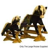 Images of Merrythought Rocking Horse