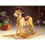 Free Wooden Rocking Horse Plans Photos