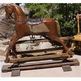 Pictures of Glider Rocking Horse