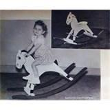 Images of Wooden Rocking Horse Plans Free