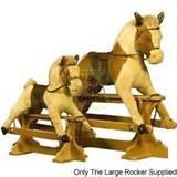 Merrythought Rocking Horse Photos