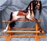 Victorian Rocking Horses Photos