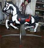 Pictures of 1950 S Rocking Horse
