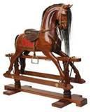 Victorian Rocking Horses
