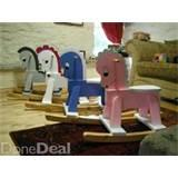 Wooden Rocking Horses Sale Pictures