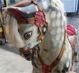 Antique Rocking Horse Photos