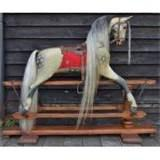 Pictures of Ayres Rocking Horse For Sale