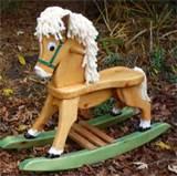 Free Rocking Horse Plans Photos