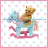 Free Rocking Horse Patterns Pictures