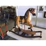 Hand Carved Rocking Horse Pictures