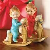 Pictures of Rocking Horse Ornaments