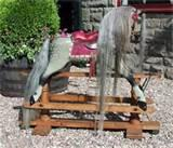 Images of Ayres Rocking Horse For Sale