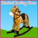 Images of Wooden Rocking Horse For Toddlers