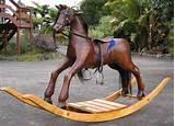Large Rocking Horses Images