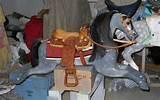 Rocking Horse Saddle Photos