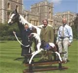 Restoring Rocking Horses Photos