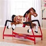 Photos of Childrens Rocking Horses