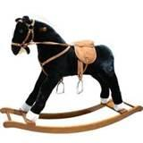 Rocking Horse With Safety Seat