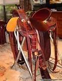 Rocking Horse Saddle