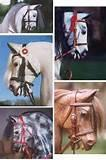 Rocking Horse Tack Pictures