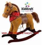 Kidkraft Rocking Horse Images