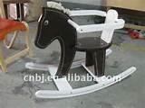 Images of Large Rocking Horses