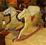 Childs Rocking Horse Photos