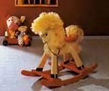 Simple Rocking Horse Plans Pictures